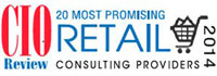 Top 20 Retail Technology Consulting/Services Companies - 2014