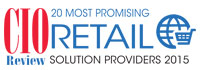 20 Most Promising Retail Solution Providers - 2015